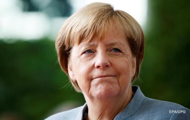 Меркель: ЄС скасує санкції проти РФ, коли насході України буде мир
