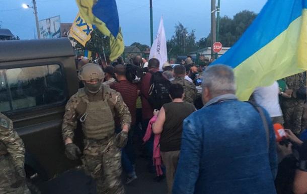 Погранслужба заявляет о незаконном нарушении границы в Шегенях