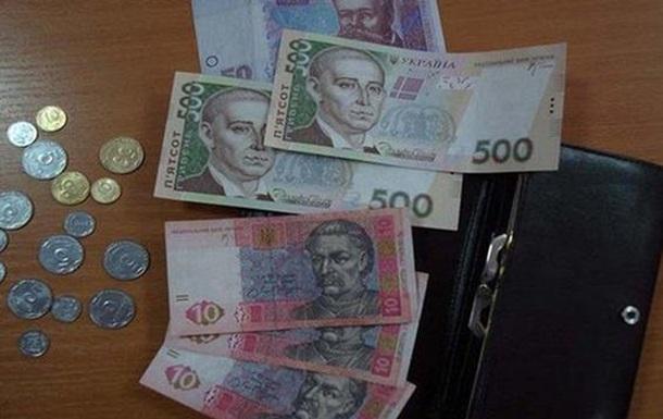 Средняя зарплата в Украине ниже, чем в Молдове