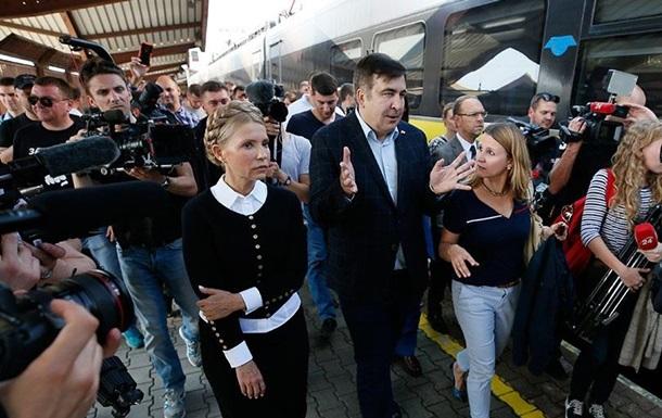 Тимошенко потрапила в базу Миротворця