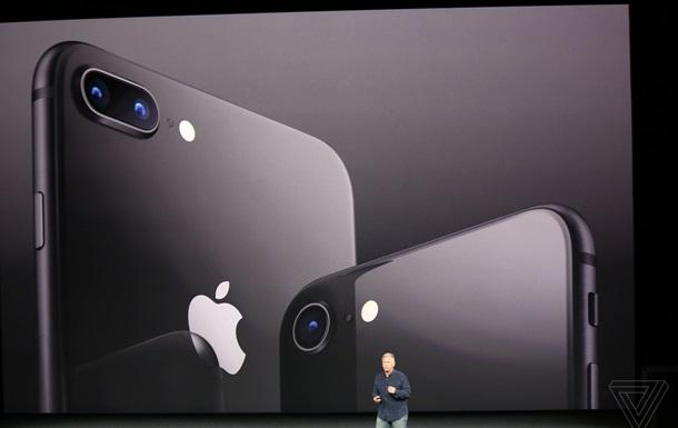 iPhone 8 и iPhone 8 Plus: фото