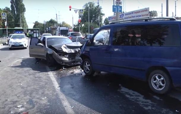ДТП сучастием «скорой» наСалтовке: милиция начала расследование