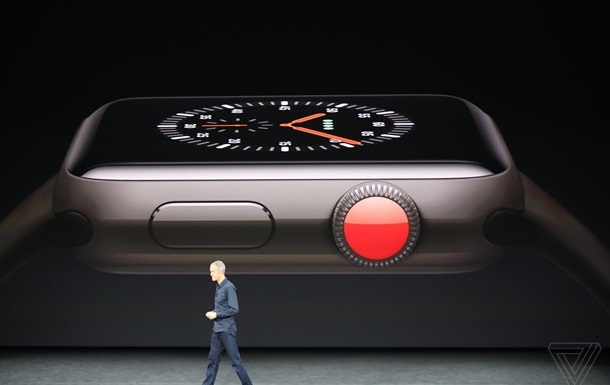 Ролик-презентацию Apple Watch 3 снимали в Киеве