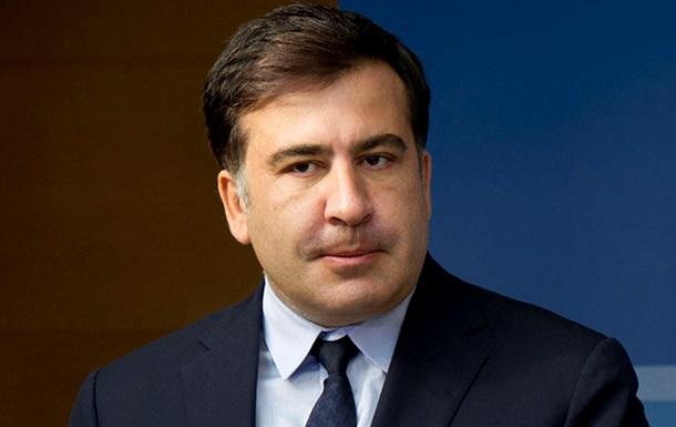 Саакашвили объявил о митинге в Черновцах