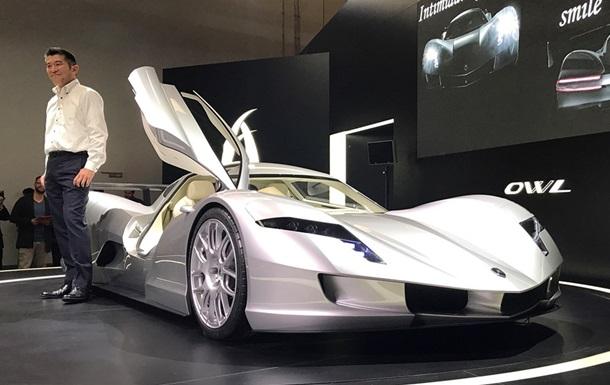 Надшвидкі та дорогі: дебют розкішних суперкарів