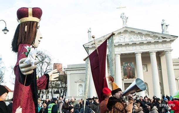 Вільнюс назвали найщасливішим містом ЄС