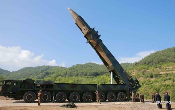 ЗМІ: Зафіксована підготовка КНДР до пуску ракети