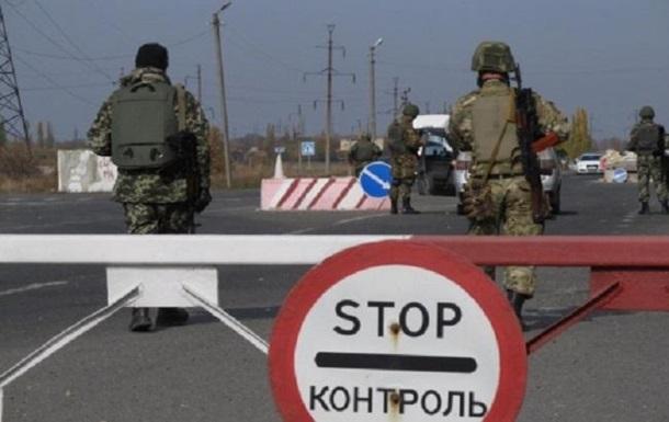 КПВВ «Марьинка» попал под обстрел