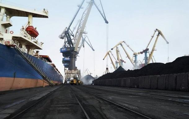 В Украине построят новый терминал под прием угля
