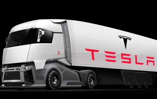 Маск назвал дату презентации грузовика-беспилотника