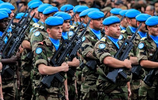 Миротворцы на Донбассе: идут торги