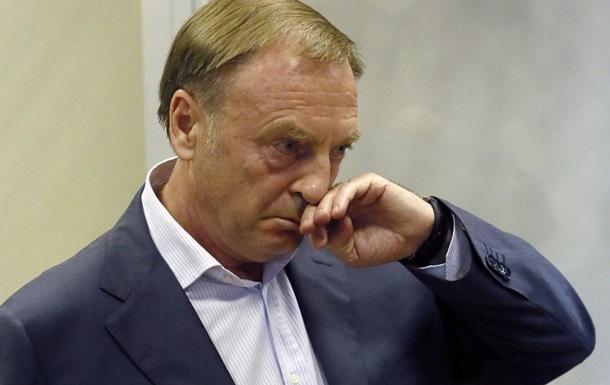 Печерский суд арестовал бывшего министра юстиции Александра Лавриновича