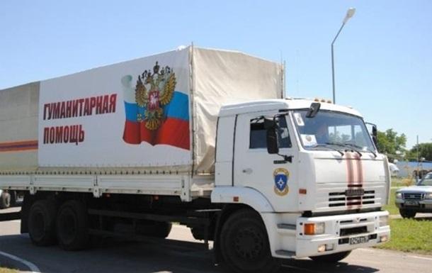 Речник Путіна: Росія не відмовиться від «гуманітарної допомоги» Донбасу