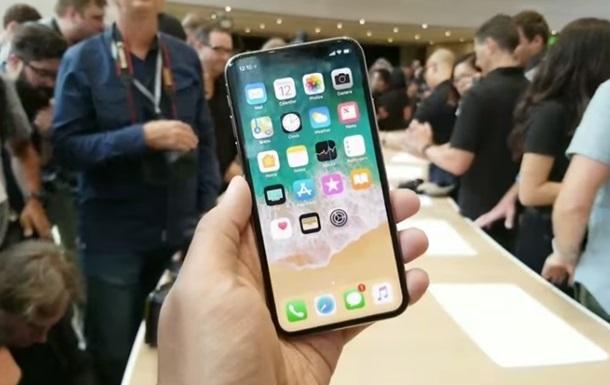Эксперты назвали стоимость комплектующих iPhone X