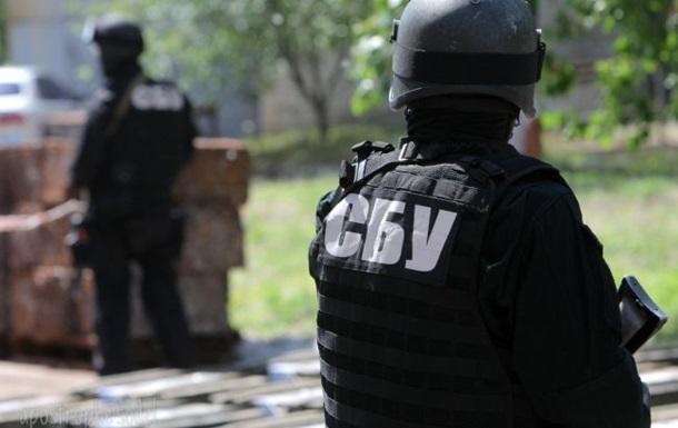 СБУ отчитывается, что недала провести «антиукраинскую» акцию вКиеве