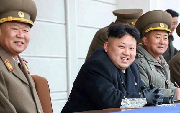 Ким Чен Ын заявил о скором создании ядерных сил