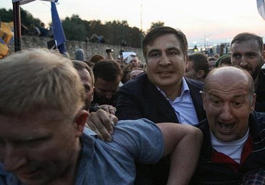 Прорыв Саакашвили: ожидания и последствия