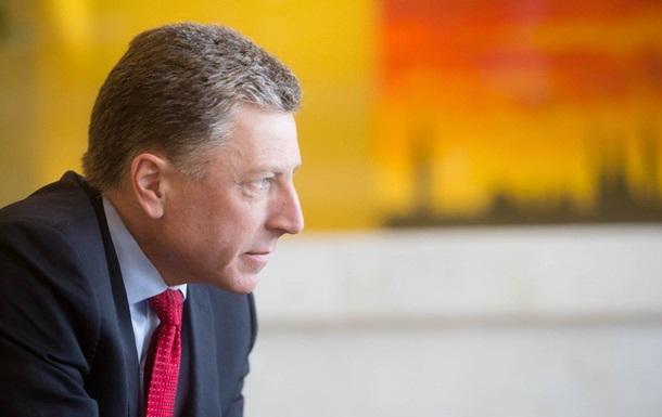 Волкер: Время играет ненаруку РФ вконфликте наДонбассе