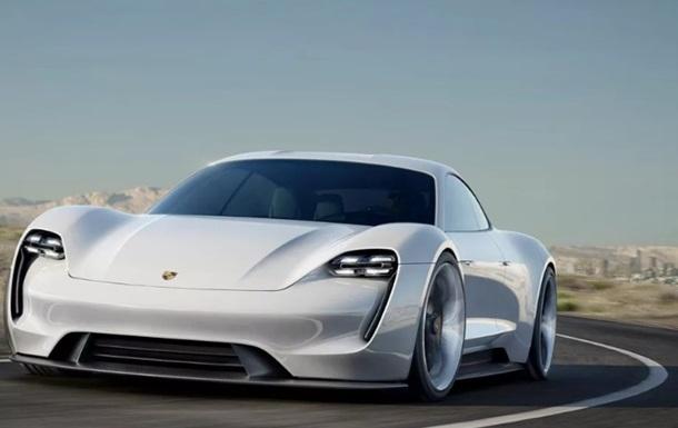 Porsche выпустит конкурента Tesla к 2019 году