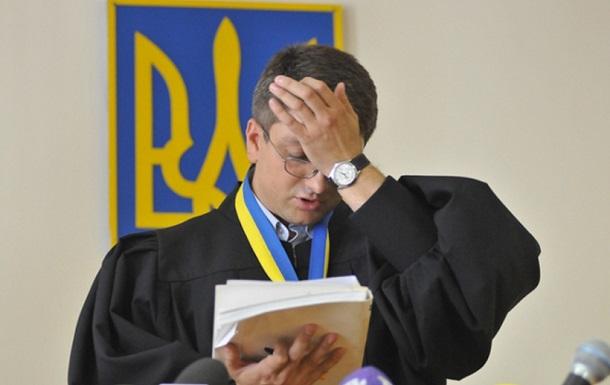 Апеляційний суд надав дозвіл назатримання судді Кірєєва