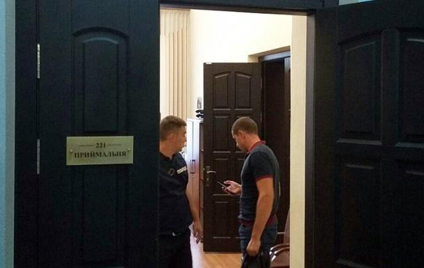 Обшуки в мерії Полтави: в поліції повідомили подробиці