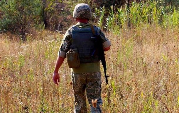 Міноборони: Узоні АТО загинув український військовослужбовець