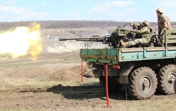 Доба вАТО: 2 військових поранено, натомість 11 бойовиків ліквідовано