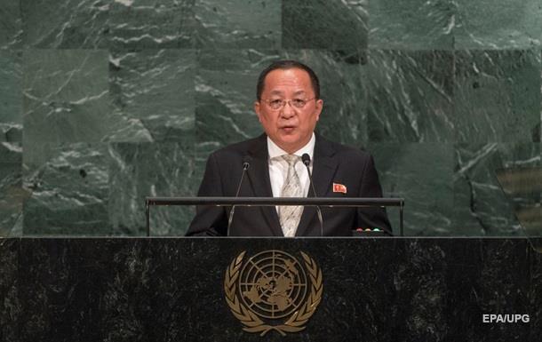Північна Корея: Наші ракети неминуче навідають США
