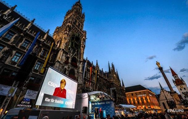 Меркель і Шульц прокоментували результати екзит-полів парламентських виборів