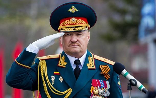 У Сирії загинув російський генерал
