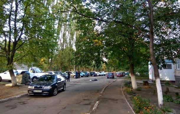 В Киеве возле ЗАГСа нашли труп