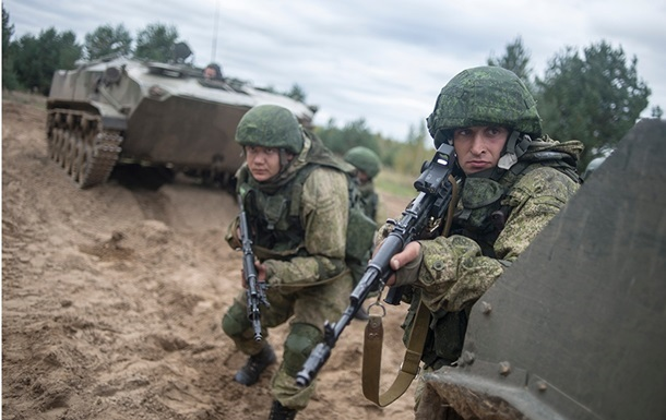 Росія перекинула спецназ до Мінська