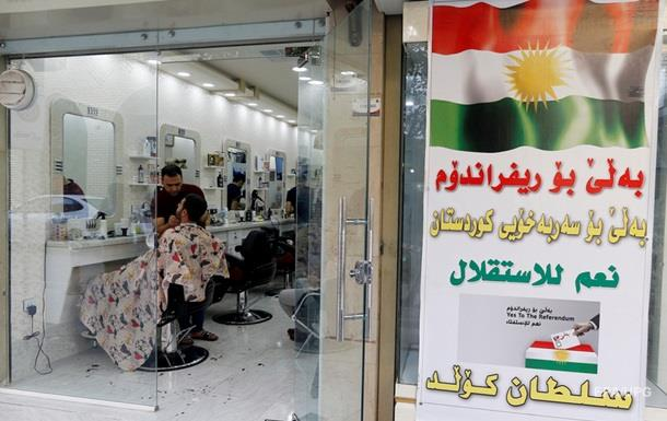 За незалежність Курдистану проголосували більше 90% виборців