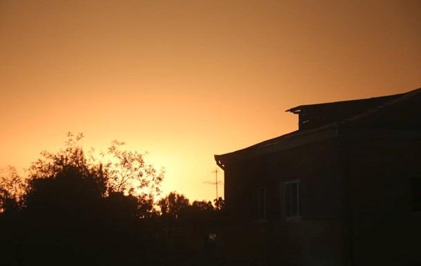 Гройсман: Причиною пожежі вКалинівці можуть бути зовнішні чинники