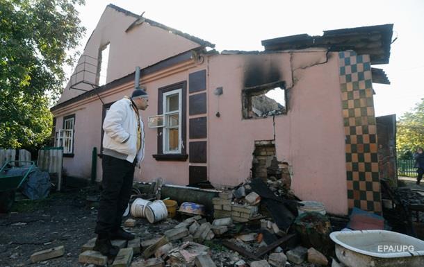 Ущерб от взрывов в Калиновке оценили в $800 млн