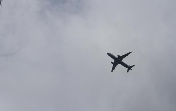 ДПСУ показала схему прольоту літака, звинуваченого Білоруссю впорушенні кордону