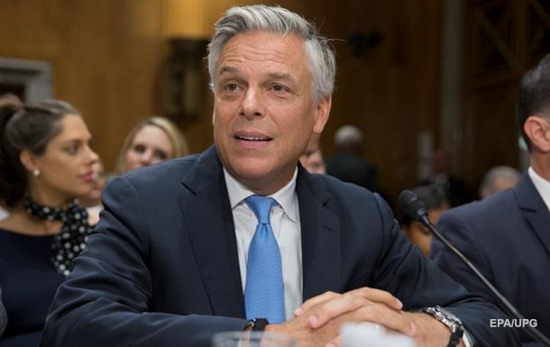 Посол США Джон Теффт завершил службу в Российской Федерации