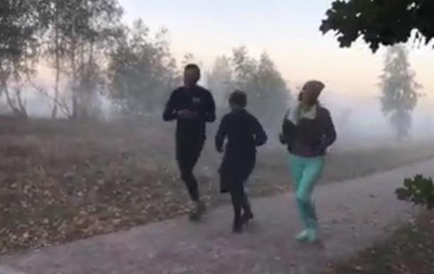 Тимошенко пробежала 12 километров иготовится кмарафону вМюнхене
