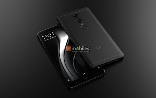 Xiaomi Redmi Note 5: рендеры ихарактеристики