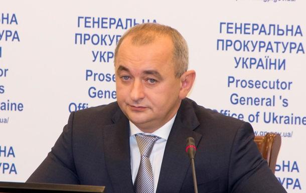Матиос объявил, что каждый украинец обязан иметь оружие