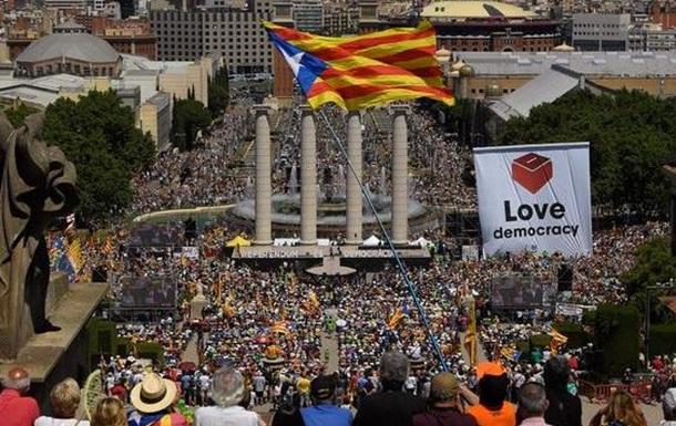 Референдум в Каталонии: Европа напугана