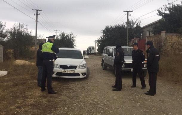 ВКрыму оккупанты задержали троих крымских татар
