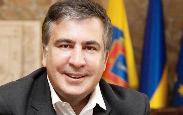 Саакашвілі попросив політичного притулку вУкраїні