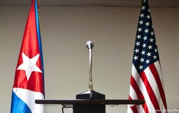 AP передает онамерении США потребовать сокращения кубинской дипмиссии на60%