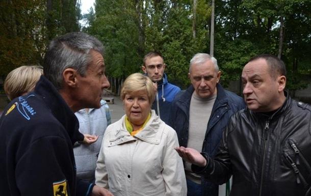 Экс-чиновнику Одесского горсовета проинформировали о сомнении поделу пожара в«Виктории»