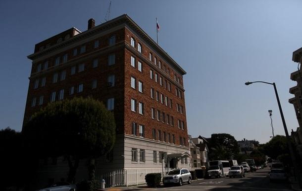 Держдеп пояснив проникнення в генконсульство Росії в Сан-Франциско