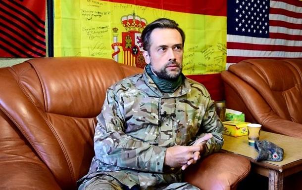 Сбежавший вВСУ артист Пашинин готовит секретную операцию вДонбассе