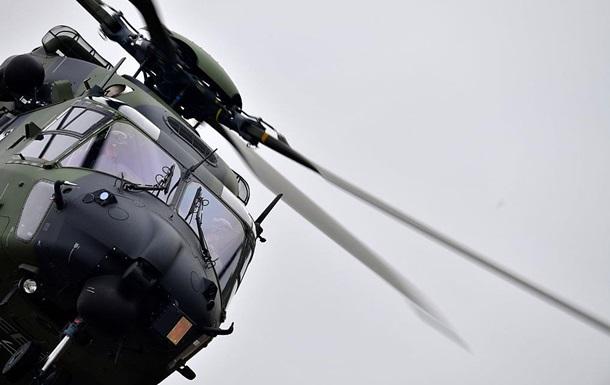 МіноборониРФ: УСирії здійснив вимушене приземлення вертоліт із російськими військовими