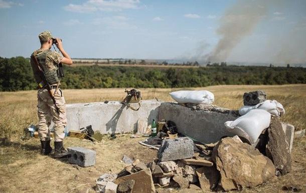 Силы АТО пресекли активность боевиков ответным огнём — Ситуация наДонбассе