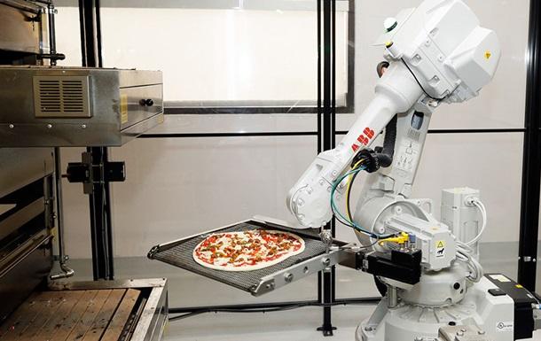 Стартап з виробництва піци роботами залучив $48 млн